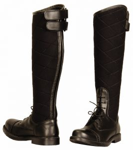 Alpine Quilted Boots